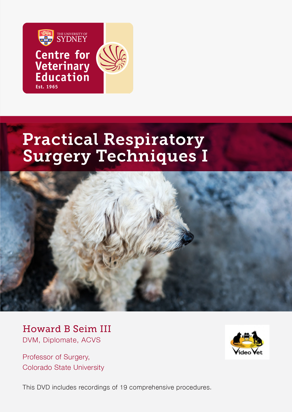 Practical Respiratory Surgery Techniques I (MP4)