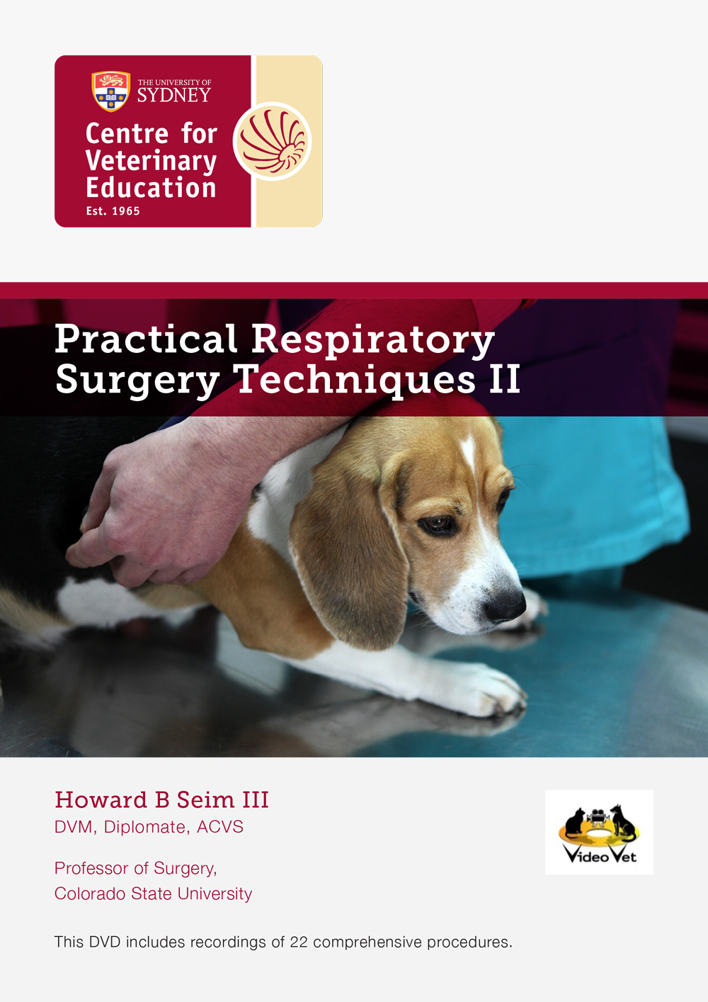 Practical Respiratory Surgery Techniques II