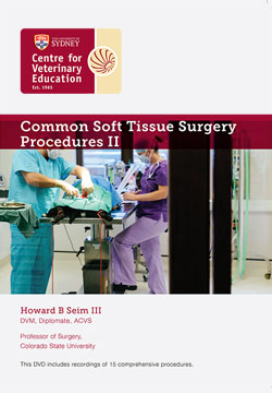 Common Soft Tissue Surgical Procedure II (MP4)
