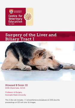 Surgery of the Liver and Biliary Tract I
