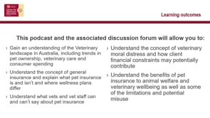 Pet Insurance - Overview, Welfare and Ethics