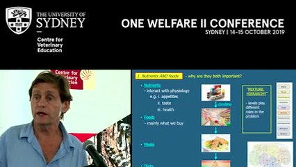 Nutrition and One Welfare
