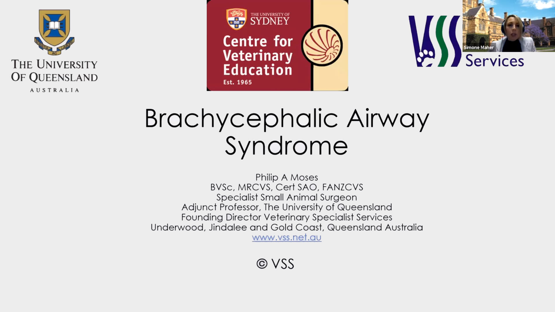 Brachycephalic Airway Syndrome