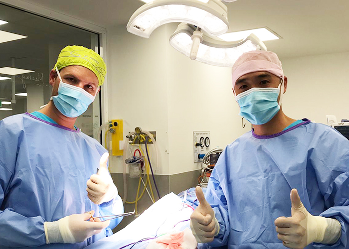 Surgery Distance Education