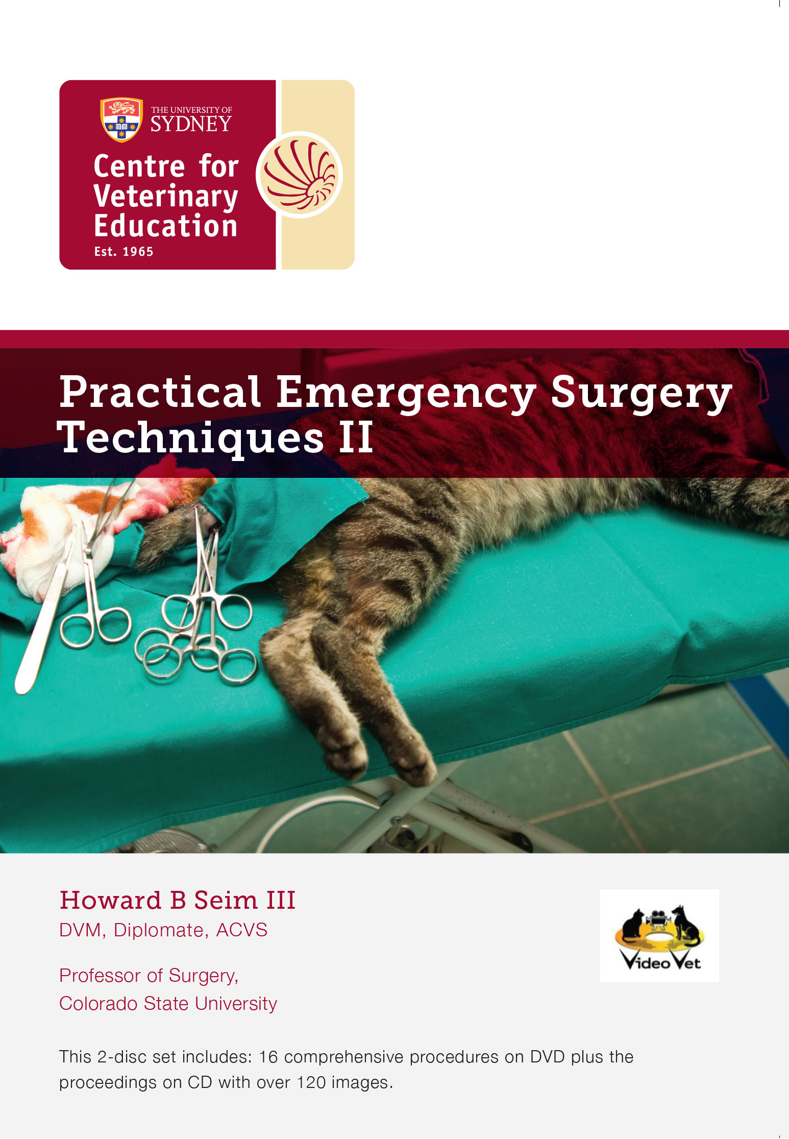 Practical Emergency Surgery Techniques II (MP4)